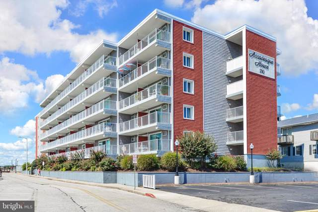 210 Worcester Street #206, OCEAN CITY, MD 21842 (#MDWO110032) :: Blackwell Real Estate