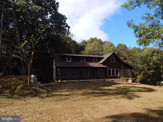 1204 Quicksburg Road, QUICKSBURG, VA 22847 (#VASH117598) :: Dart Homes