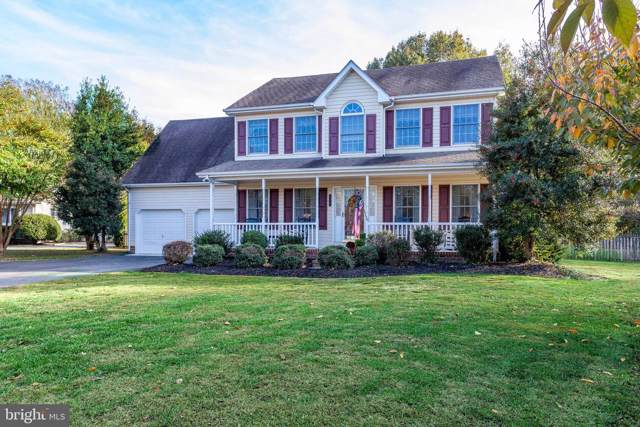316 Spring Drive, EASTON, MD 21601 (#MDTA136722) :: Kathy Stone Team of Keller Williams Legacy