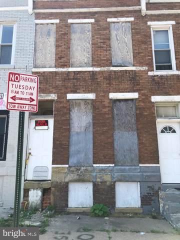 1903 N Mosher Street, BALTIMORE, MD 21217 (#MDBA489152) :: Keller Williams Pat Hiban Real Estate Group