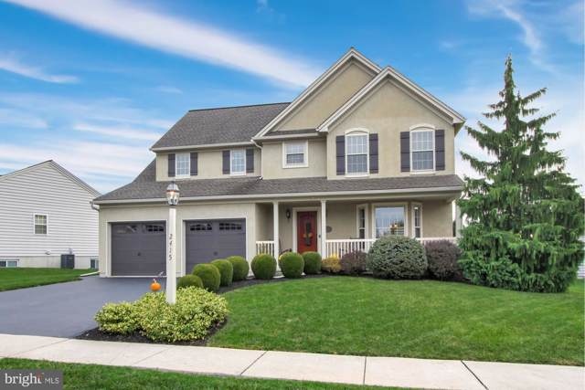 2415 Admire Springs Drive, DOVER, PA 17315 (#PAYK127426) :: Bob Lucido Team of Keller Williams Integrity