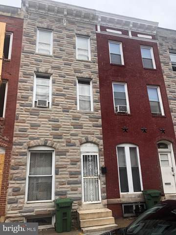 1338 W Lafayette Avenue, BALTIMORE, MD 21217 (#MDBA489158) :: Pearson Smith Realty