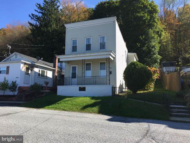 342 E Savory Street, POTTSVILLE, PA 17901 (#PASK128416) :: The Heather Neidlinger Team With Berkshire Hathaway HomeServices Homesale Realty