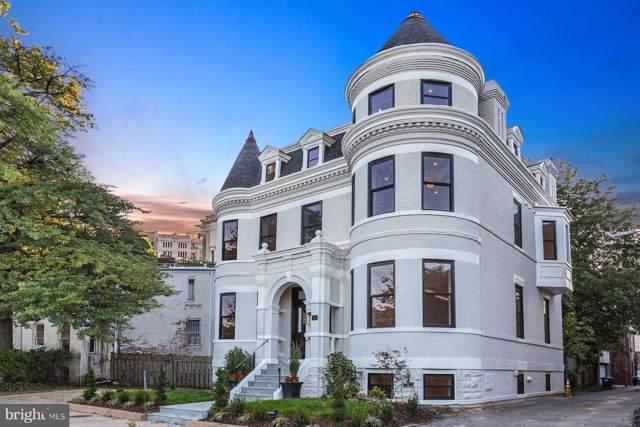 1810 15TH Street NW #1, WASHINGTON, DC 20009 (#DCDC447676) :: The Vashist Group