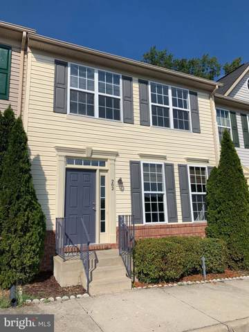 202 Terrace Drive, STAFFORD, VA 22554 (#VAST216150) :: The Sky Group