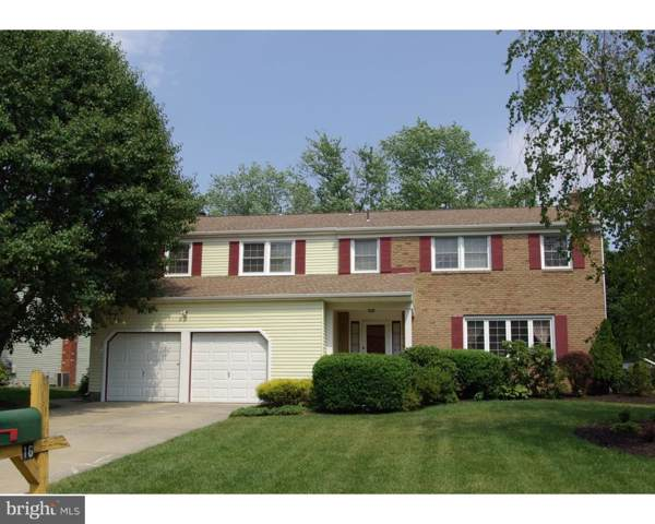 16 Spring Court, CHERRY HILL, NJ 08003 (#NJCD379720) :: Erik Hoferer & Associates