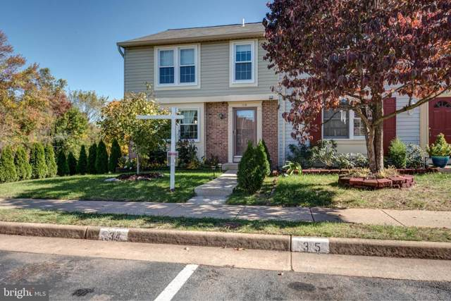 1110 Tway Lane, HERNDON, VA 20170 (#VAFX1096556) :: AJ Team Realty