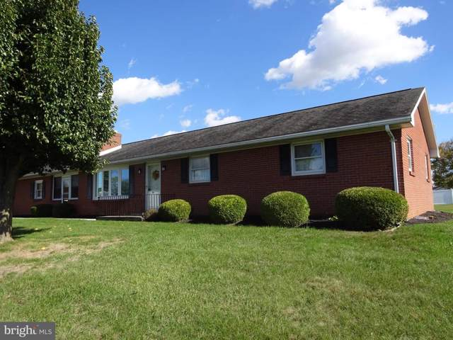 400 Town Drive, GREENCASTLE, PA 17225 (#PAFL169316) :: The Licata Group/Keller Williams Realty