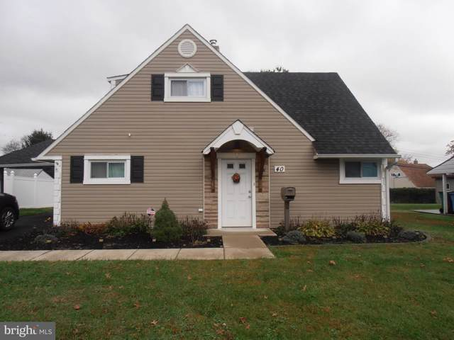 40 Ravine Lane, LEVITTOWN, PA 19055 (#PABU483144) :: The Force Group, Keller Williams Realty East Monmouth