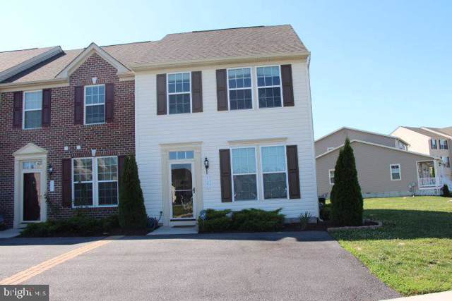 727 Wye Oak Drive, FRUITLAND, MD 21826 (#MDWC105654) :: LoCoMusings