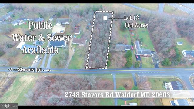 2748 Stavors Road, WALDORF, MD 20603 (#MDCH208030) :: LoCoMusings