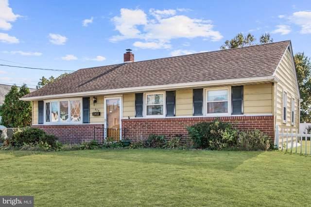 474 Dewey Road, BELLMAWR, NJ 08031 (MLS #NJCD379780) :: The Dekanski Home Selling Team