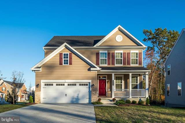 9945 Twin Fawn Trail, LAUREL, MD 20723 (#MDHW271994) :: The Licata Group/Keller Williams Realty