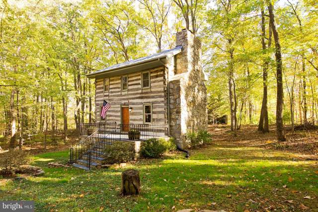 109 Falcon Trail, WINCHESTER, VA 22602 (#VAFV153926) :: AJ Team Realty