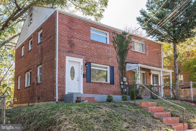 5611 61ST Place, RIVERDALE, MD 20737 (#MDPG548648) :: The Vashist Group