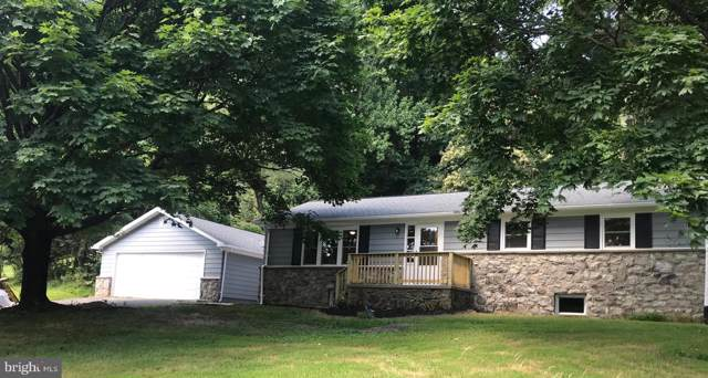 1077 Old Waynesboro Road, FAIRFIELD, PA 17320 (#PAAD109248) :: Berkshire Hathaway Homesale Realty