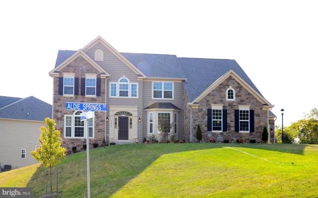 40463 Aldie Springs Drive, ALDIE, VA 20105 (#VALO397660) :: The Licata Group/Keller Williams Realty