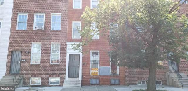 1009 N Arlington Avenue, BALTIMORE, MD 21217 (#MDBA489350) :: Dart Homes