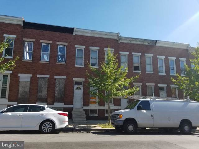 537 N Pulaski Street, BALTIMORE, MD 21223 (#MDBA489358) :: Radiant Home Group