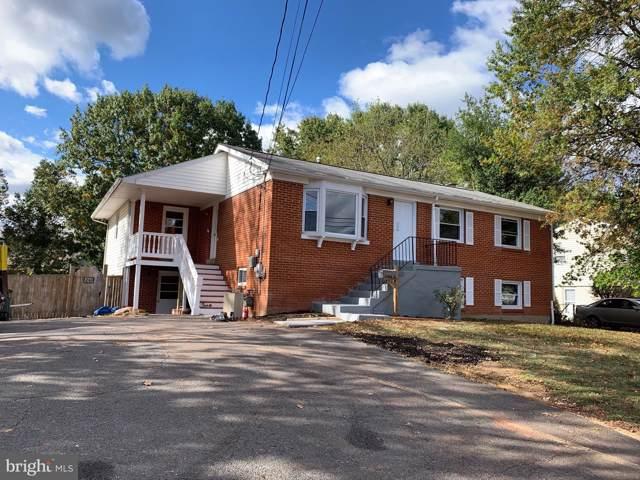 9805 Lomond Drive, MANASSAS, VA 20109 (#VAPW481702) :: Great Falls Great Homes
