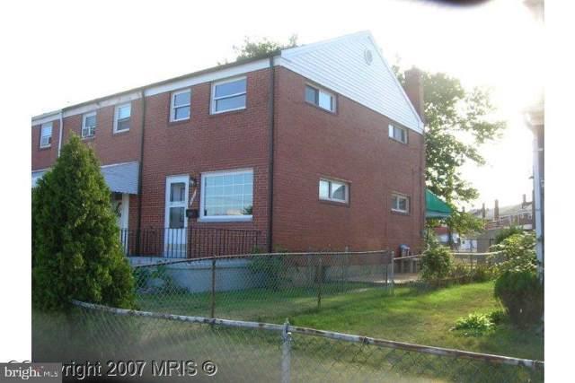 8311 Kavanagh Road, BALTIMORE, MD 21222 (#MDBC476630) :: The Miller Team