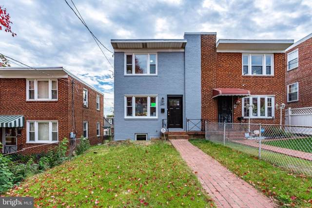 341 Oglethorpe Street NE, WASHINGTON, DC 20011 (#DCDC447930) :: Dart Homes