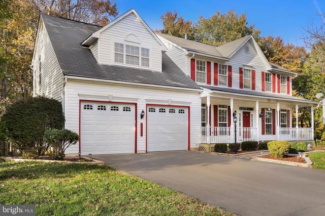 13309 Packard Drive, WOODBRIDGE, VA 22193 (#VAPW481728) :: Network Realty Group