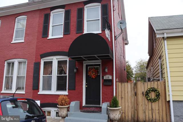 218 E Franklin Street, HAGERSTOWN, MD 21740 (#MDWA168826) :: The Miller Team