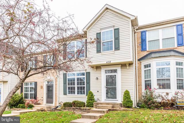 438 Amelanchier Court, BEL AIR, MD 21015 (#MDHR240396) :: The Dailey Group