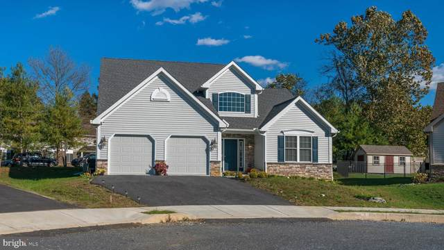 16 Bunker Hill, MILLERSVILLE, PA 17551 (#PALA142564) :: Younger Realty Group