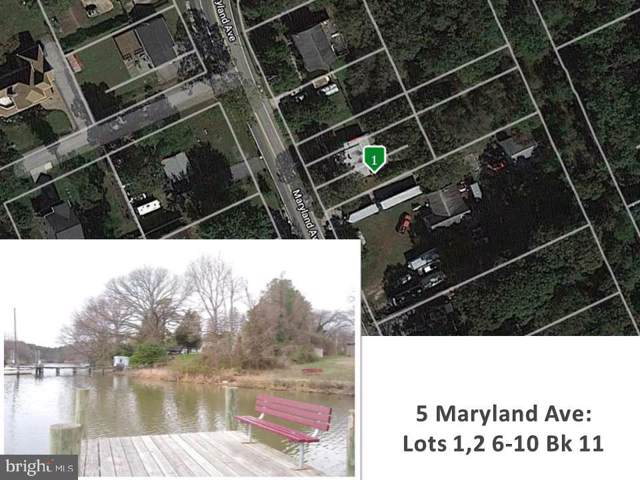 5 Maryland Avenue, PASADENA, MD 21122 (#MDAA417274) :: AJ Team Realty