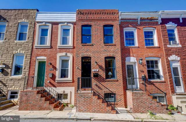 110 N Bradford Street, BALTIMORE, MD 21224 (#MDBA489432) :: The Maryland Group of Long & Foster