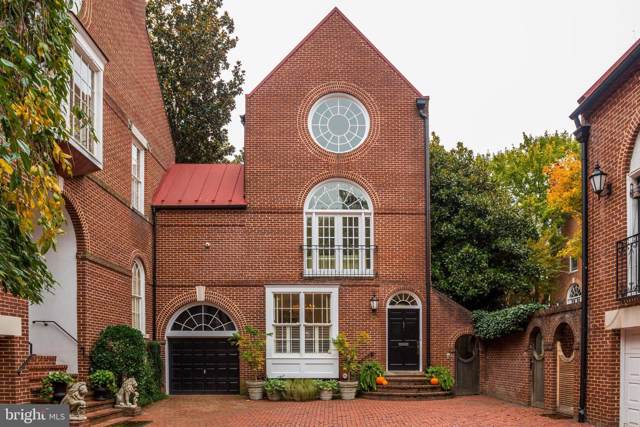 3218 Volta Place NW, WASHINGTON, DC 20007 (#DCDC448000) :: Great Falls Great Homes