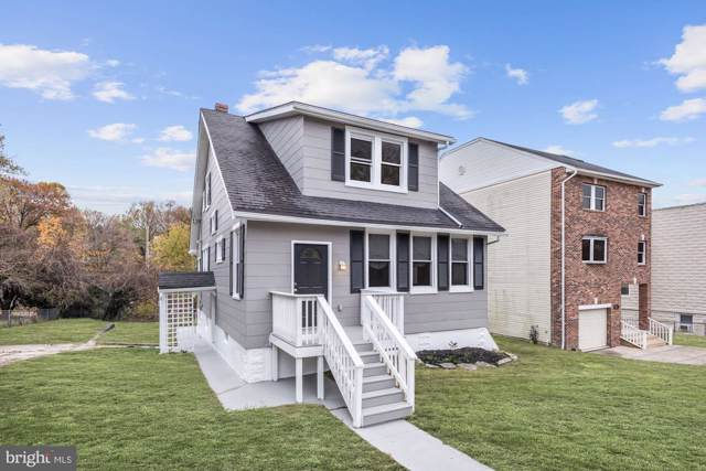 4404 Valley View Avenue, BALTIMORE, MD 21206 (#MDBA489472) :: The Daniel Register Group