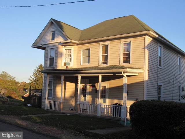 164-166 Maple Street, FROSTBURG, MD 21532 (#MDAL133104) :: The Gus Anthony Team