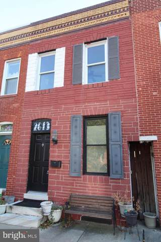 2613 Fait Avenue, BALTIMORE, MD 21224 (#MDBA489482) :: Radiant Home Group