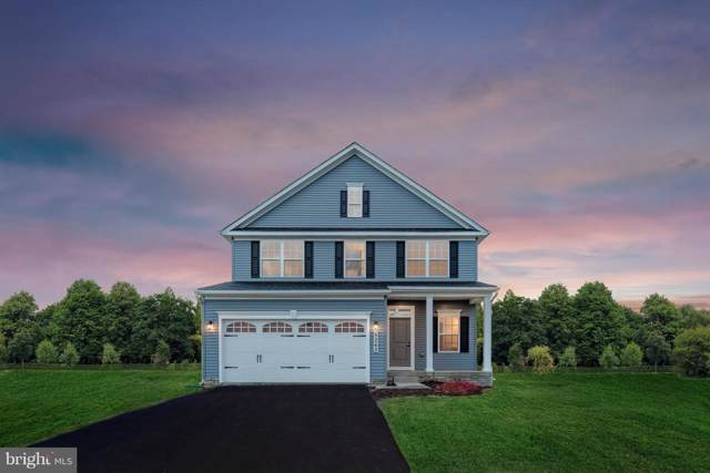 43 Rockdale Drive, SEVEN VALLEYS, PA 17360 (#PAYK127586) :: Teampete Realty Services, Inc