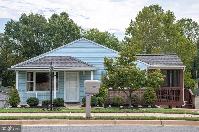 345 Edgewood Road, LINTHICUM HEIGHTS, MD 21090 (#MDAA417310) :: AJ Team Realty