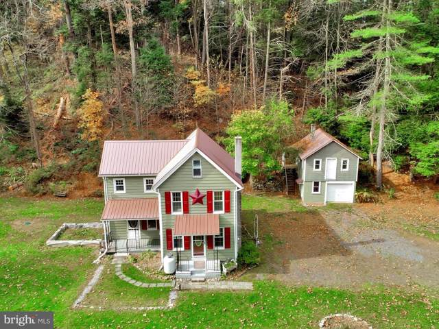132 Geary Wolfe Road, PINE GROVE, PA 17963 (#PASK128458) :: Ramus Realty Group