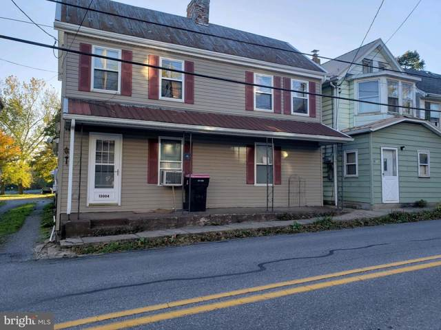 13004 Main Street, FORT LOUDON, PA 17224 (#PAFL169388) :: The Heather Neidlinger Team With Berkshire Hathaway HomeServices Homesale Realty