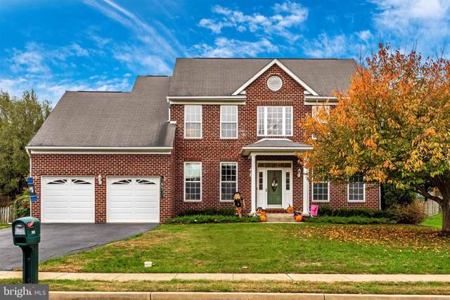 308 Braeburn Drive, WALKERSVILLE, MD 21793 (#MDFR255724) :: The Licata Group/Keller Williams Realty