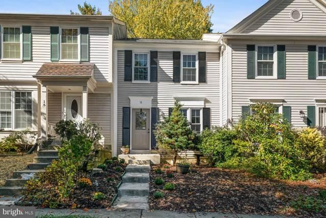 18 Habersham Court, SILVER SPRING, MD 20906 (#MDMC685130) :: The Gold Standard Group
