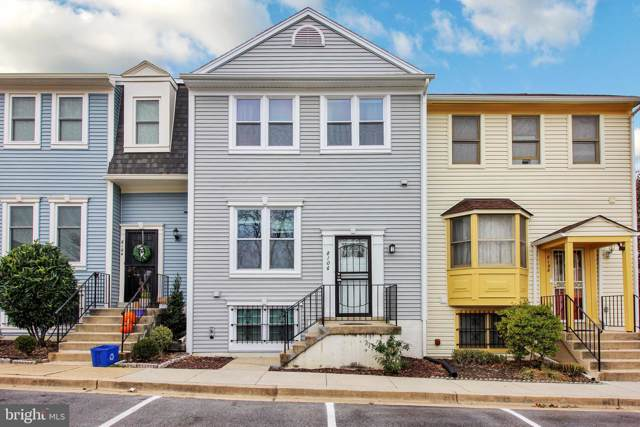 8106 Bonaire Court, SILVER SPRING, MD 20910 (#MDMC685196) :: The Licata Group/Keller Williams Realty