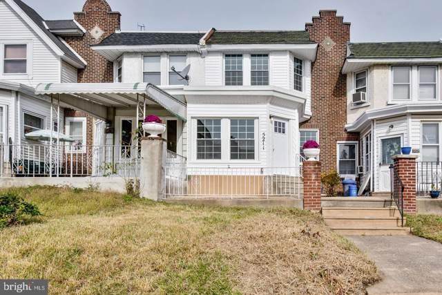 5211 Diamond Street, PHILADELPHIA, PA 19131 (#PAPH845688) :: Remax Preferred | Scott Kompa Group
