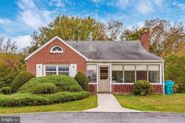 17055 Sabillasville Road, SABILLASVILLE, MD 21780 (#MDFR255766) :: Great Falls Great Homes