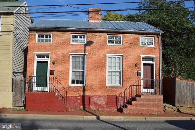 124 & 126 Ice, Thru 126 Street, FREDERICK, MD 21701 (#MDFR255774) :: Great Falls Great Homes