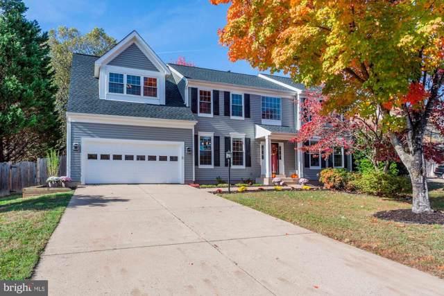 18884 Leaf Covered Court, TRIANGLE, VA 22172 (#VAPW481838) :: The Piano Home Group