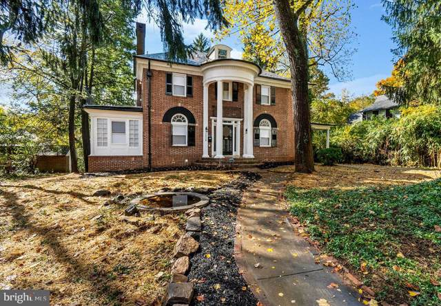 2608 Queen Anne Road, BALTIMORE, MD 21216 (#MDBA489632) :: The Miller Team