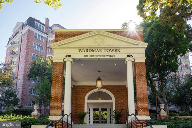 2660 Connecticut Avenue NW 3A, WASHINGTON, DC 20008 (#DCDC448142) :: Lucido Agency of Keller Williams