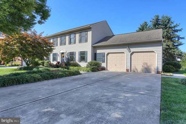 824 Landau Court, CAMP HILL, PA 17011 (#PAYK127658) :: The Joy Daniels Real Estate Group